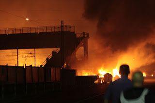 Spazio Informazione Libera: Sette anni fa la tragedia di Viareggio