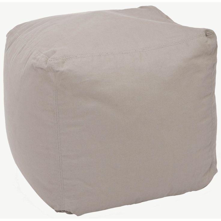 Safavieh Square Poof Bean Bag