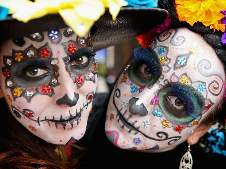 What is the Day of the Dead and what does it have to do with Halloween?