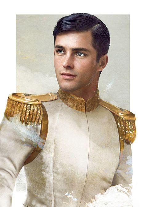 …no cara que você adoraria que trouxesse o sapatinho de cristal. | É assim que os príncipes da Disney seriam se existissem na vida real
