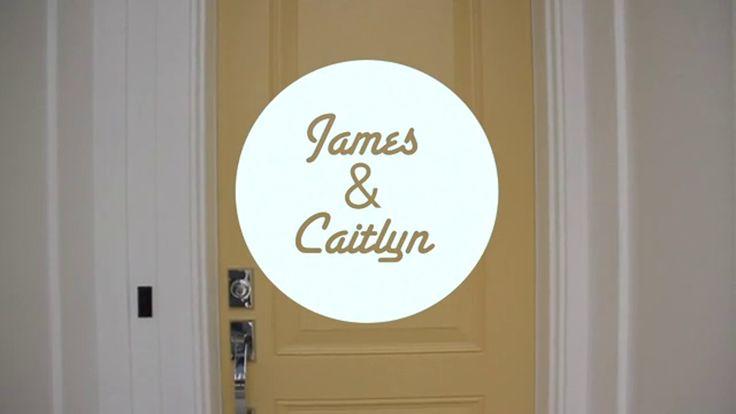 caitlyn and james- Whonnock Lake Wedding Video