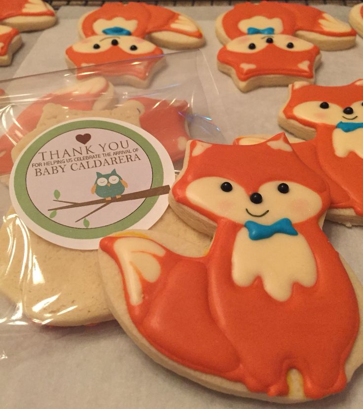 75 Best Fox Baby Shower Images On Pinterest Baby Showers Baby Boy