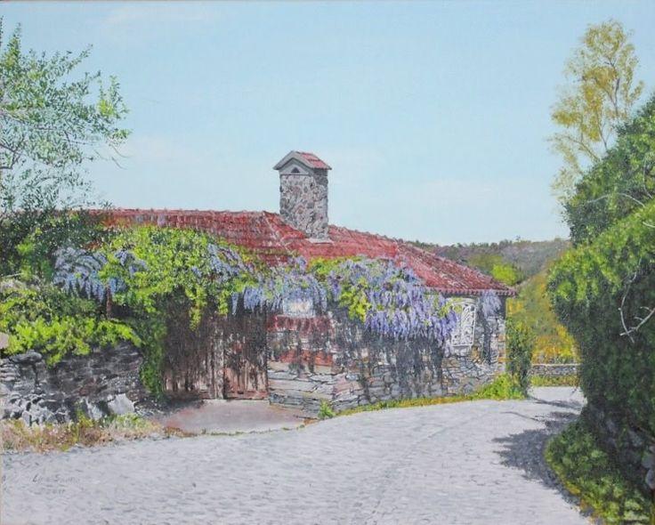 """casa de Alvre"" by Lina Santos"