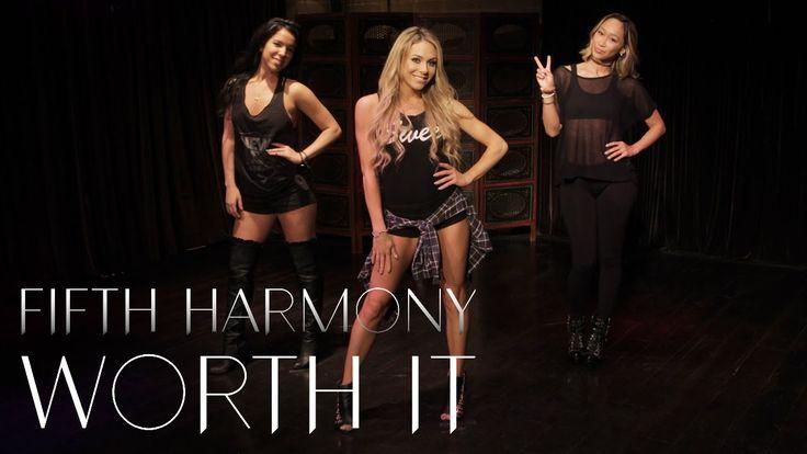 Fifth Harmony - Worth It (Dance Tutorial) | Dance ...
