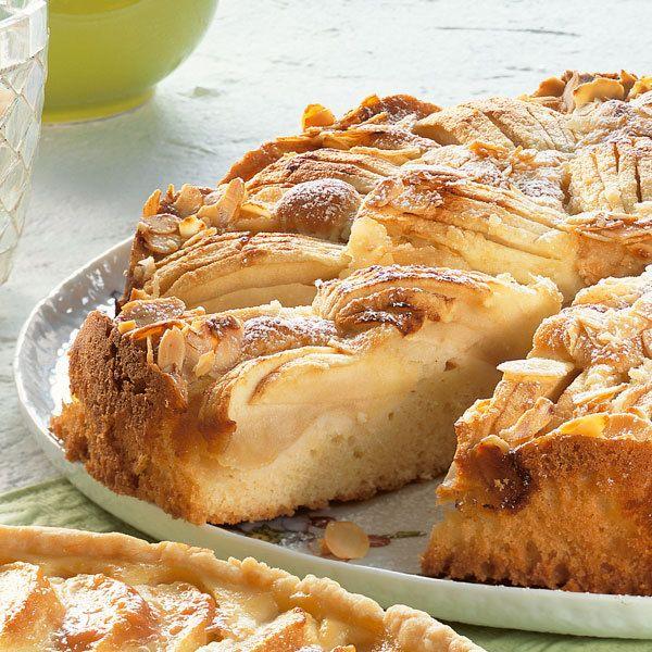 Der Klassiker unter den Apfelkuchen ist immer ein gern gesehener Gast. Wie wär's mal zum Brunch am Sonntag?