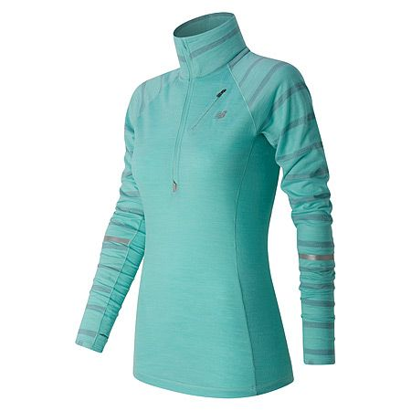 """New Balance Performance Merino Half Zip - Women's"""