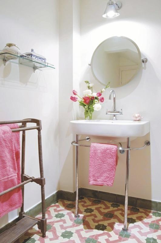 Cambiar el bao Bath and Room