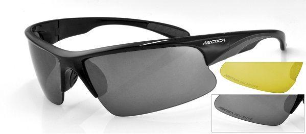 Arctica S-197 A sport napszemüveg. Keretét grilamidból gyártották értékes tulajdonságai miatt, rendkívül magas hajlítószilárdsággal rendelkezik. Könnyű, erős és formatartó, ezen kívül rendkívül ütésálló. OLVASS TOVÁBB!