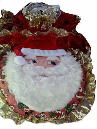 Juegos De Baño Santa Claus:Juego de Baño – Santa Claus doble cara