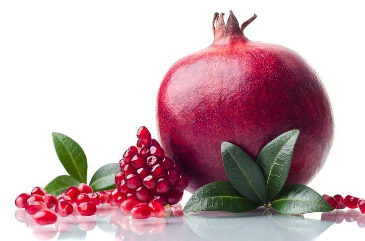 Granatapfel / Pomegranate + Obst - Früchte / Fruit