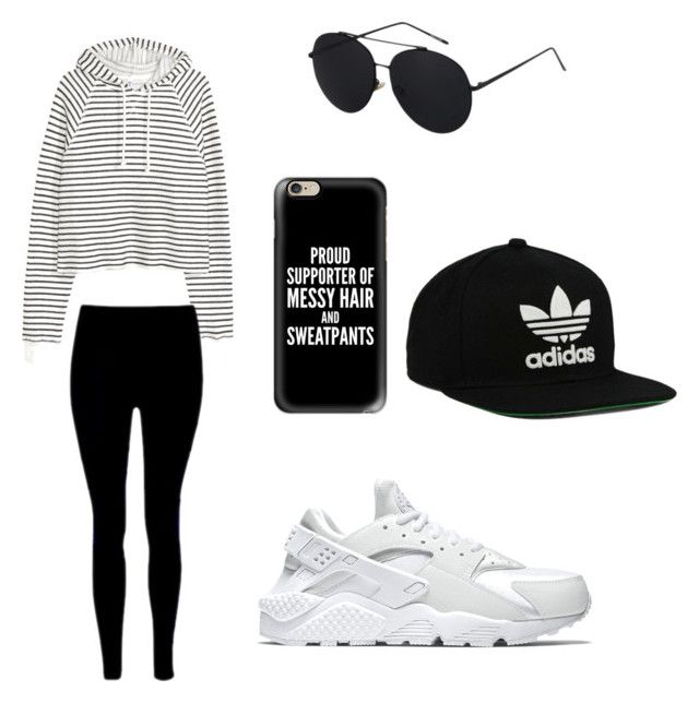 """✔️✔️✔️"" by shevira on Polyvore featuring adidas Originals, Casetify and NIKE"