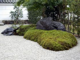 Entrance Approach for Saiken-ji temple - Shunmyo Masuno