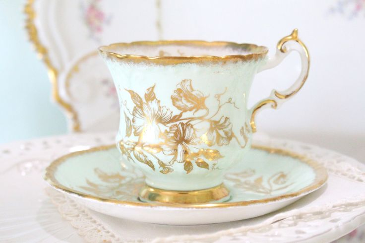 Vintage, Fine English Bone China Tea Cup and Saucer by Appointment to Her Majesty the Queen by Paragon, Replacement China by MariasFarmhouse on Etsy