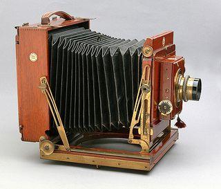 Thornton Pickard Portable Camera