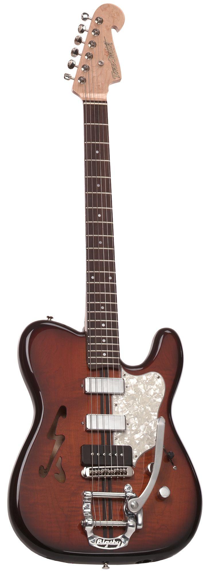 ToneSmith Guitars 510 Redwood