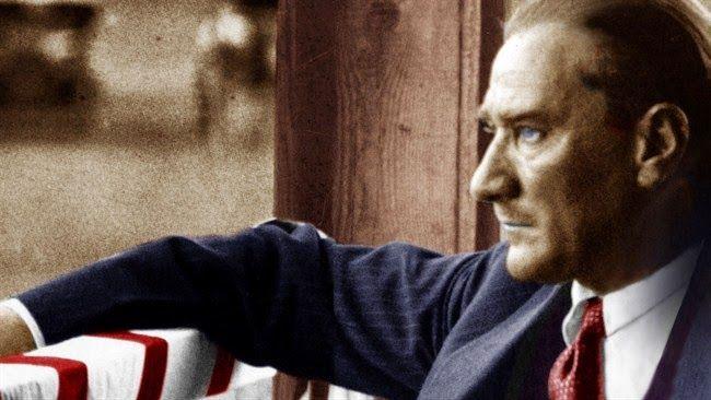 10 Kasim 2017 - Mustafa Kemal Ataturk, Saygi Ve Ozlemle... 10.11.2017