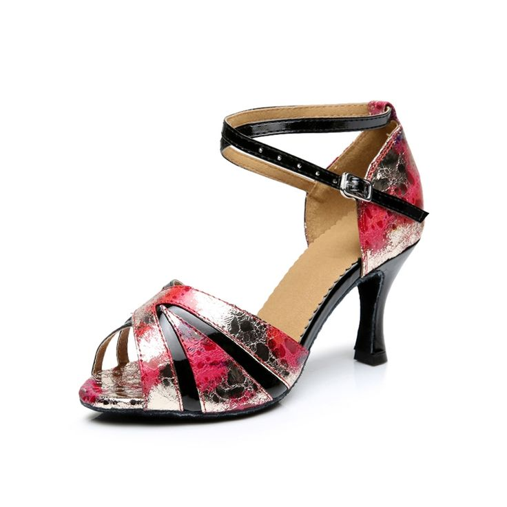 (62.58$)  Know more - http://aingt.worlditems.win/all/product.php?id=32795197440 - Plus Size Women Latin Dance Shoes Zapatos De Baile Mujer Women Jazz Samba Modern Ballroom Dance Shoes Leather Dance Shoes Hot