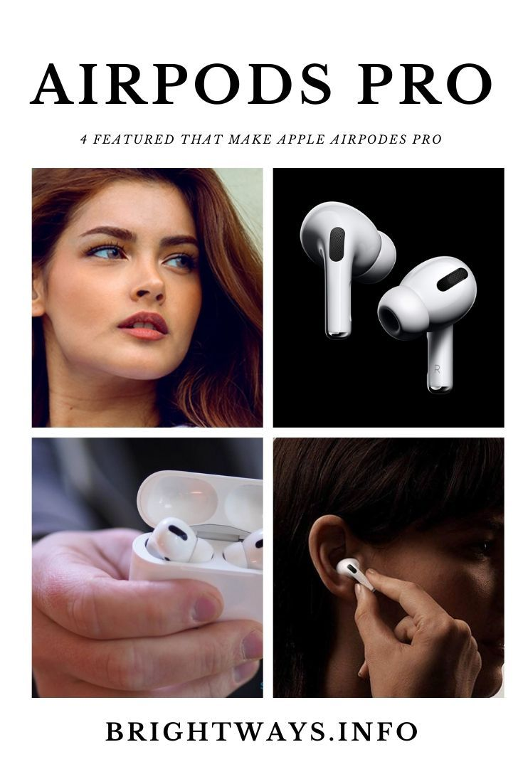 Apple Airpods Pro Air Pods Pods Airpods Pro