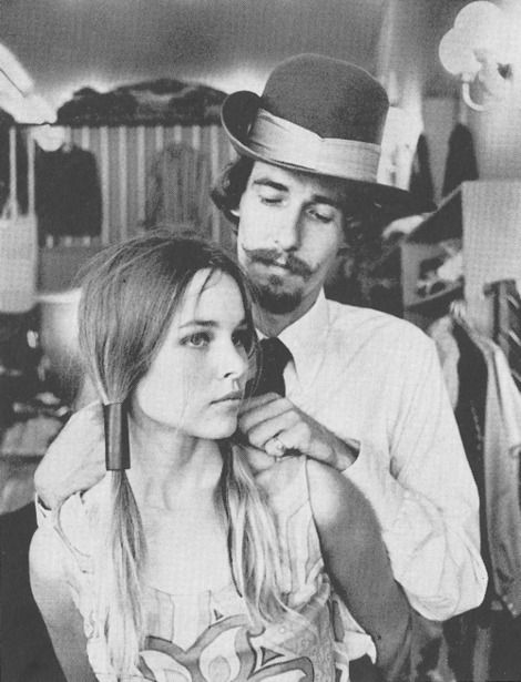 John and Michelle Phillips, The Mamas and The Papas