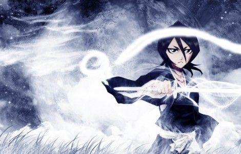 Lukia Bleach Anime Wallpaper