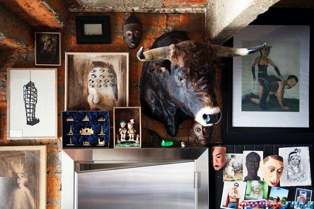 С любовью ... Блог о дизайне, истории интерьера и искусстве.: Из истории. Филипп Старк. From history. Philippe Starck.
