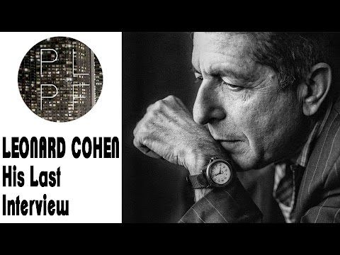 LEONARD COHEN: The Last Interview (19 minutes, 2016) | Channel Nonfiction | Watch Documentaries, Read Doc Reviews and News