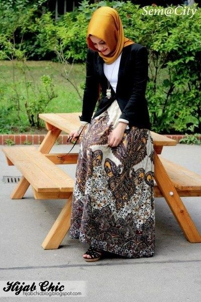 Hijab Fashion!