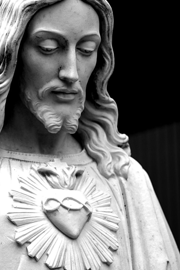 Jesus Christ statue (author ???)