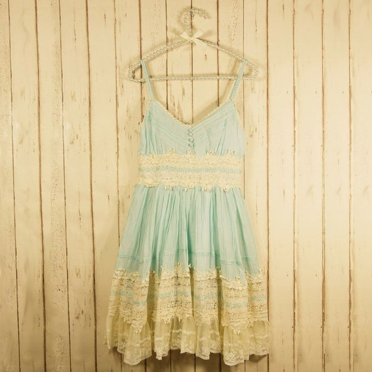 Got a Date Mint Lace Dress