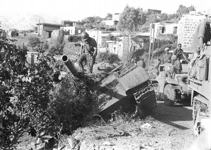 arab israeli war of 1973 essay Editor's summary: for a long time after the 1991 war over kuwait, that  –the  arab-israeli conflict was not fading from the scene as much as had been hoped   the 1967 and 1973 military defeats by israel were followed by.