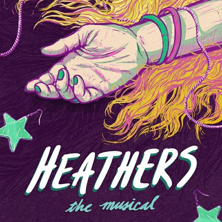 Heathers: The Musical ​August 8-12 & 15-19, 7:30PM Book, Music & Lyrics by Kevin Murphy & Laurence O'Keefe ​Heathers: The Musical is a hilarious, heartfelt and homicidal new show. Based on the classic 1989 film, Westerberg High is ruled by a shoulder-padded, scrunchie-wearing junta: Heather, Heather and Heather, the hottest and cruelest girls in all of Ohio. $22