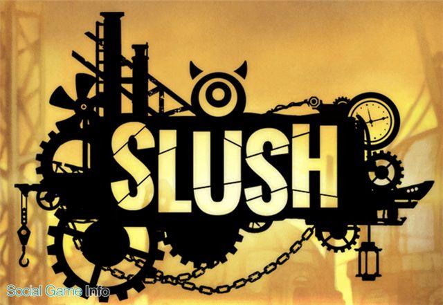 """GOODROID、パズルゲーム『SLUSH(スラッシュ)』を配信開始 ブロックを切って敵に当てる""""爽快""""物理パズルゲーム   Social Game Info"""