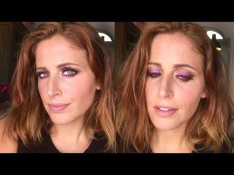 TUTORIAL TRUCCO SEXY AUTUNNO 2015 - YouTube