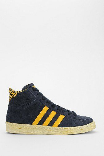 adidas AO Hook Shot High-Top Sneaker