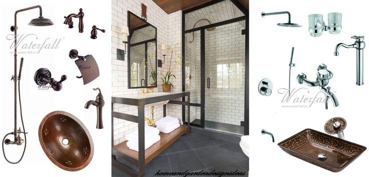 Retro koupelna vs moderní koupelna