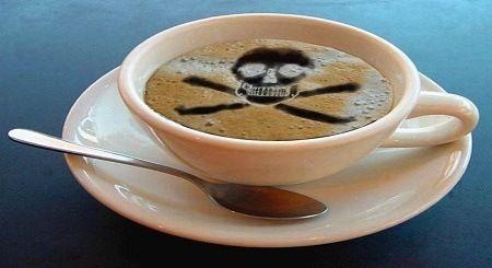 Dampak Kafein Bagi Tubuh