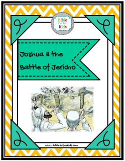 5. Destroying Fortresses; Victory at Jericho (Joshua 6:1 ...