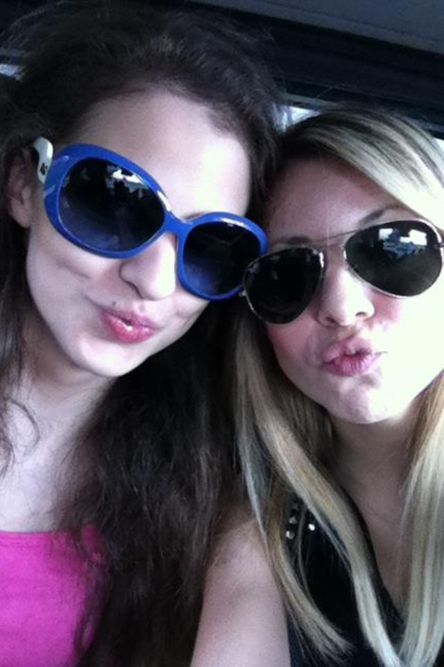 Going out with my lovely sister <3