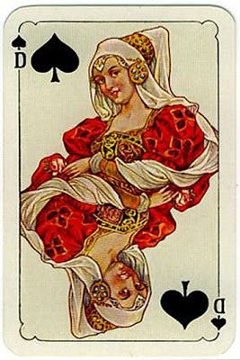 My Pet Arts: Playing Card Queens