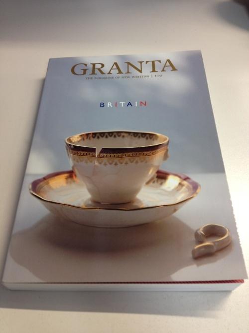 New Granta Britain out in May