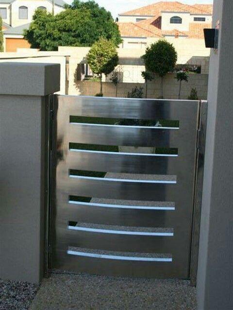 Emejing Side Gate Designs For Home Pictures - Decorating Design ...