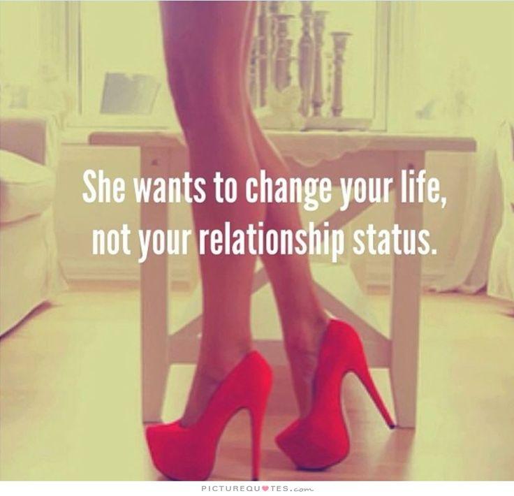 best love relationship status change