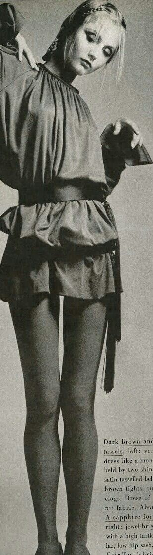 Vogue 1969 Ingrid Boulting by Richard Avedon