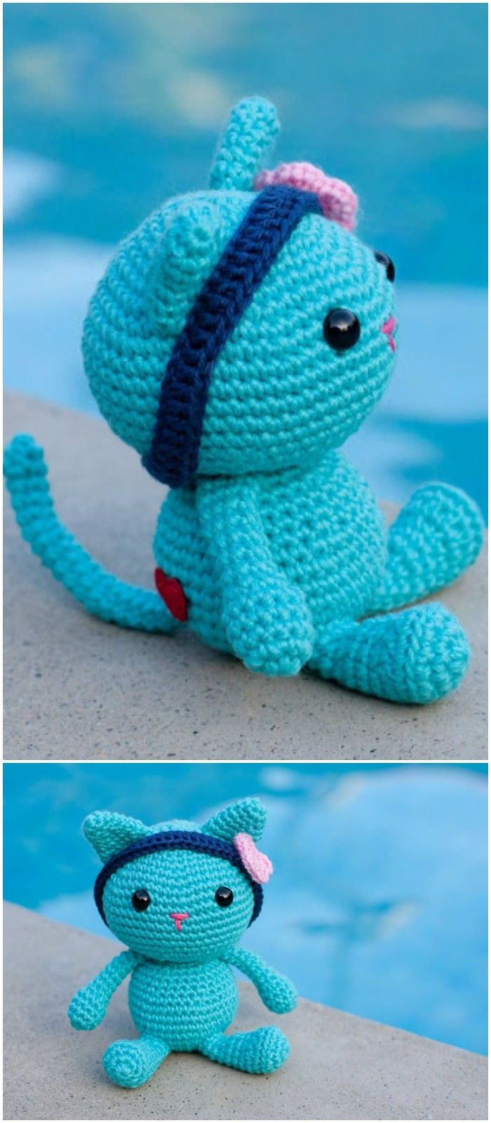you are good at crocheting then here is a big list of free crochet ...