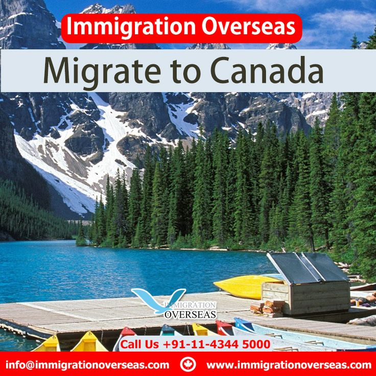 Do you wish to settle in #Canada or have a dream of working in the country? If yes, then #Immigration #Overseas with its Online Visa Services is offering you a chance to easily and effortlessly #Migrate to #Canada. For getting more information, you can Call us today @ +91 11 4344 5000 and Email us:- info@immigrationoverseas.com
