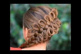 ideas about Dance Hairstyles on Pinterest Ballroom Hair, Competition ...