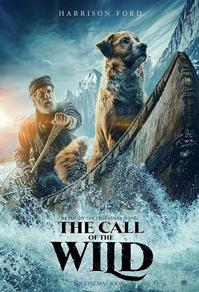 Resultado de imagem para call of the wild 2020 movie