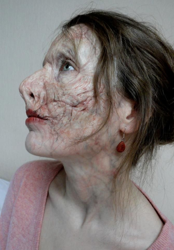 Silicone Makeup Brushes: 31 Best Scars SFX Images On Pinterest