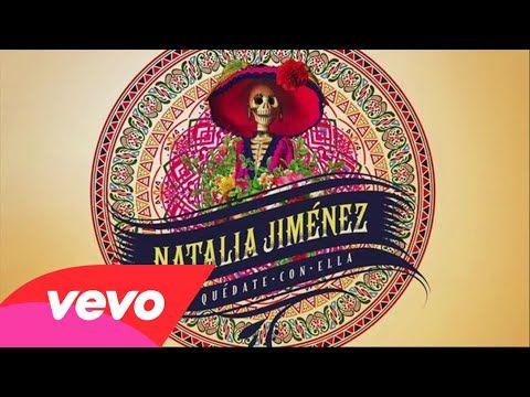 Natalia Jiménez - Quédate Con Ella!! Pues Lárgate con tu gatuvela  chancluda talón de polvoron!!!!!! Me encanta!!