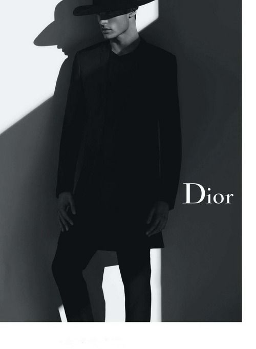 Baptiste Giabiconi / Male Models, Men's Fashion & Style  Black & White Photography
